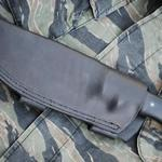 "Model ""C"" WSK ""The HUNTED"" movie sheath version (front view)."